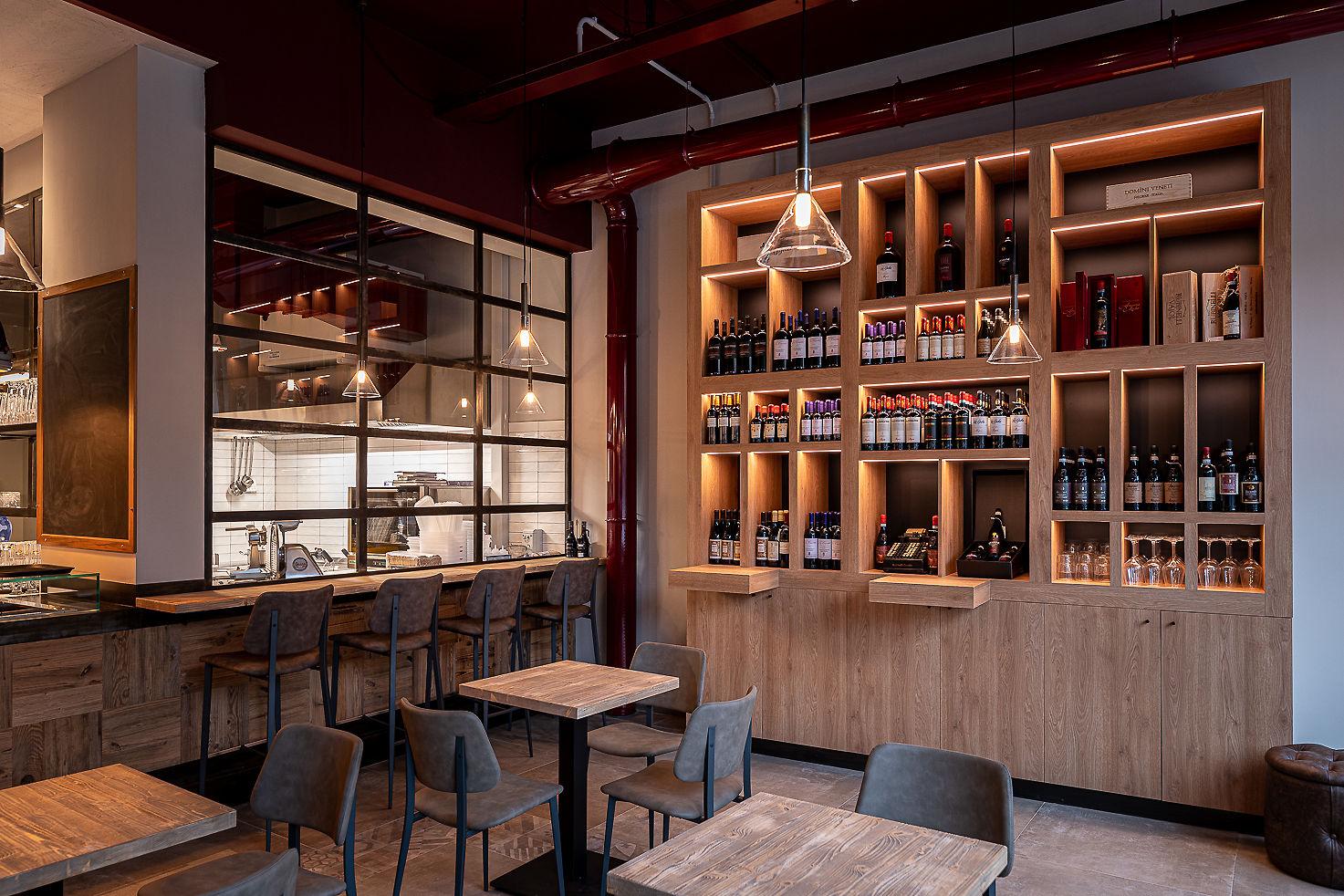 Caffetterie e Wine Bar